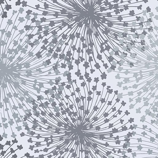 Dandelion Dreams Light Gray 108