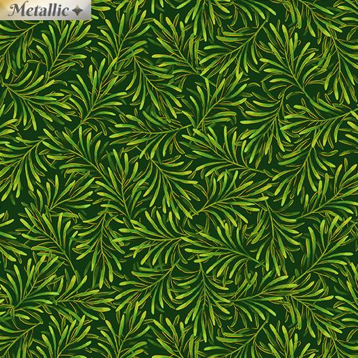 Ode to Joy - Elegant Pine Hunter Green