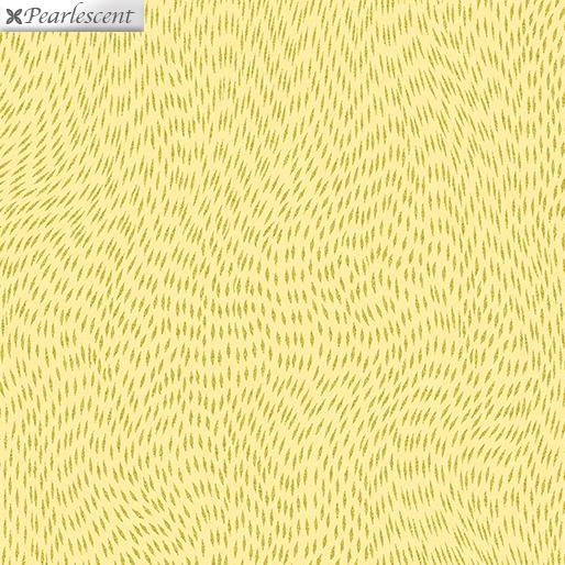 Shimmery Diamonds Yellow