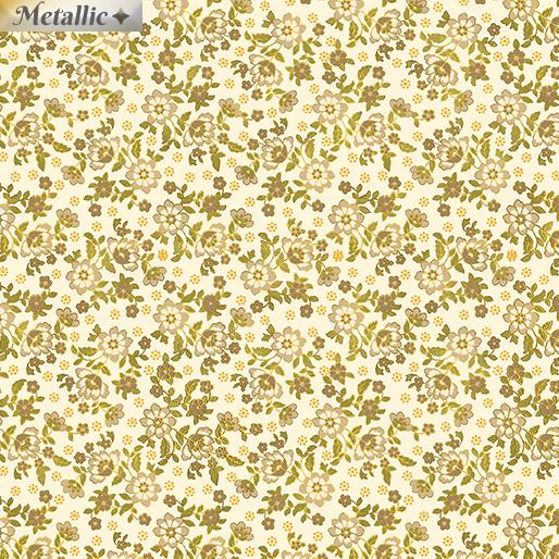 Radiant Mini Blossoms CreamTan