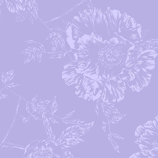 Shadow Flower Lilac 9748W 06