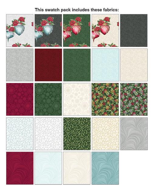 A Festive Season 3 - 10 x 10 Square (42) Pack