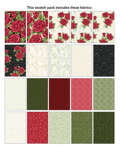 Festival of Roses 10  x10  Pack