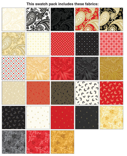 Jubilee 10 x 10 Square (42)  Pack