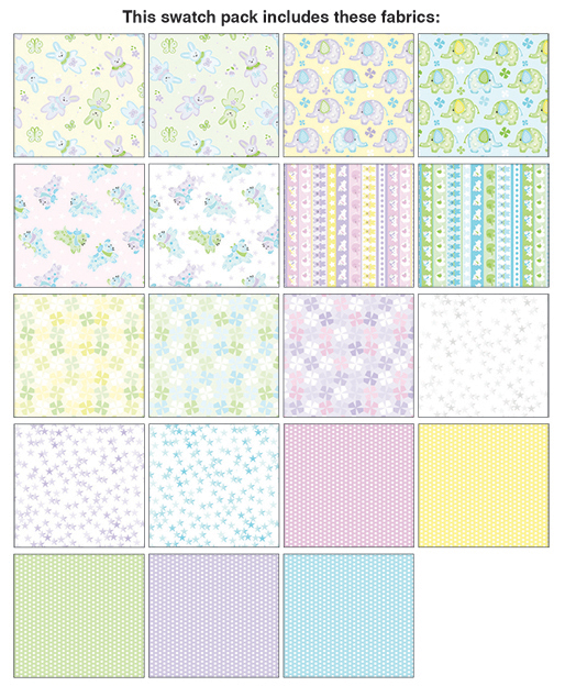 Little Charmers 5x5 Pack