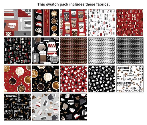 Perfect Blend Red 10' x10 Square (42) per Pack