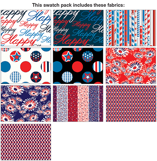 All American 2 1/2 strips
