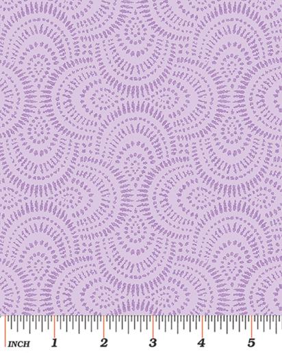 Benartex Day Dreams Lilac