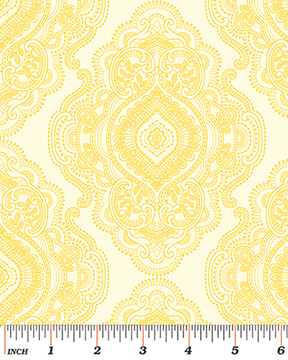 Medallion Metal.Lace IvoryGold
