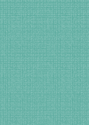 Color Weave Med Turquoise