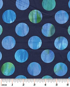 Patio Dot Navy/Blue