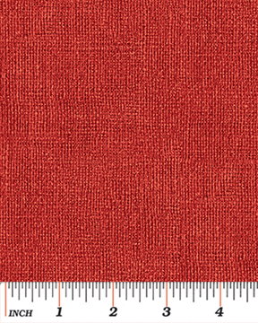 Benartex - Burlap Red 757-15