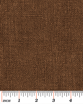 Benartex Burlap 757-72 Chocolate