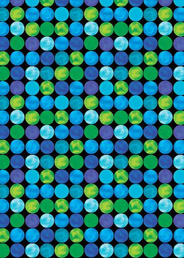 Art Class - Artist Dot Blue/Green