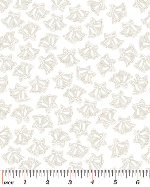 Mr. & Mrs. - Wedding Bells White/Dove