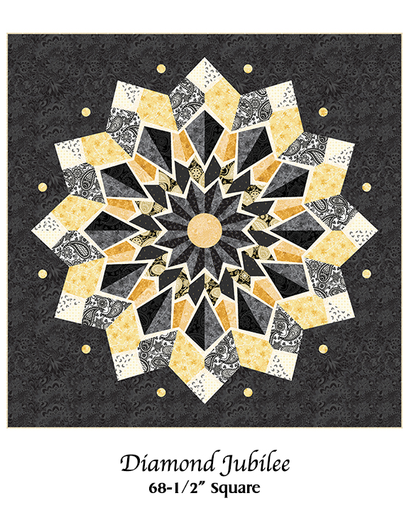 Diamond Jubilee Pattern