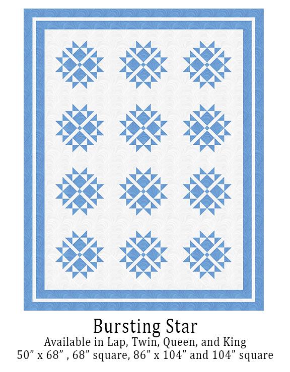 Bursting Star