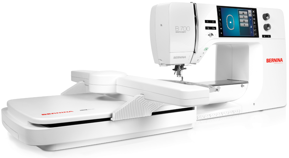 BERNINA 700 E (Embroidery only machine w/ module)