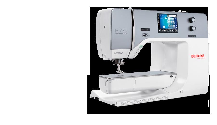 770QE Bernina Sewing Machine Only