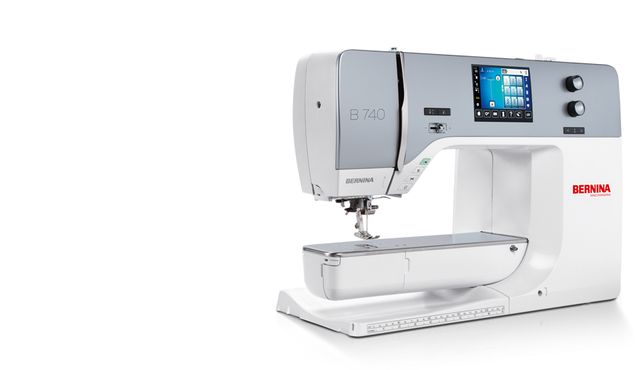Bernina 740 Includes Free BSR Sale Ends Nov 30/18