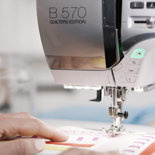 Bernina 570 QE Machine Only (incl  BSR)