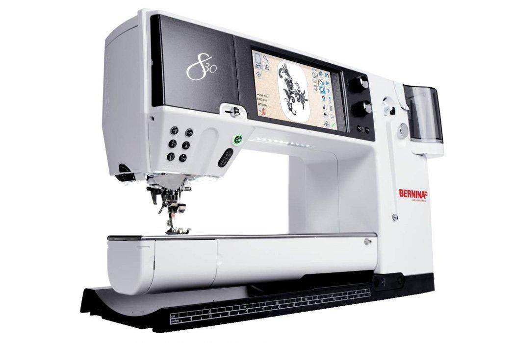 Sewing House Bernina 40 New Bernina 830e Sewing Machine
