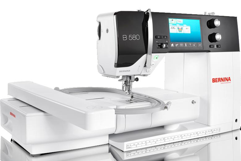 580 Bernina Sewing & Embroidery Machine