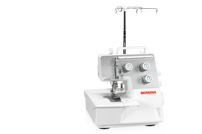 Bernina L 220 Cover Stitch