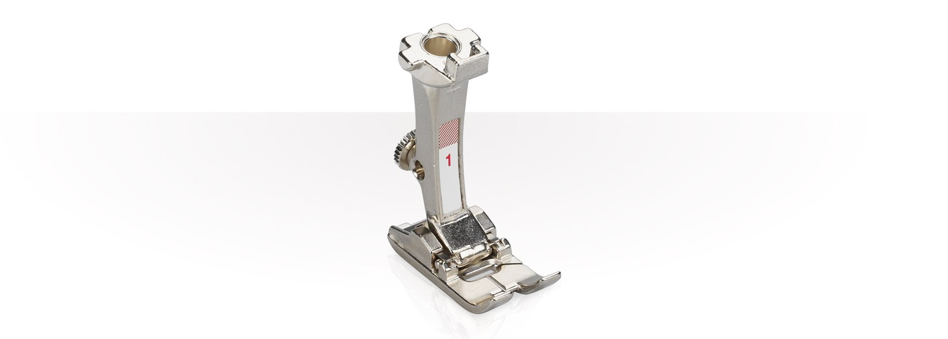 Bernina Foot #1, Reverse Pattern (Old-Style) -  In Store Sales Only