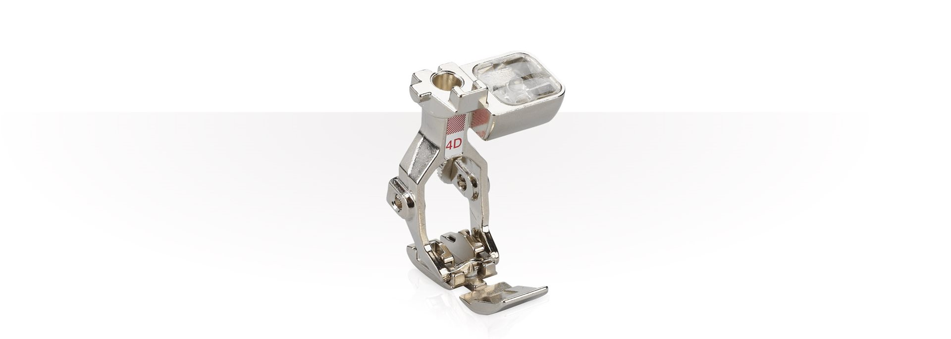 Bernina #4D Zipper Foot