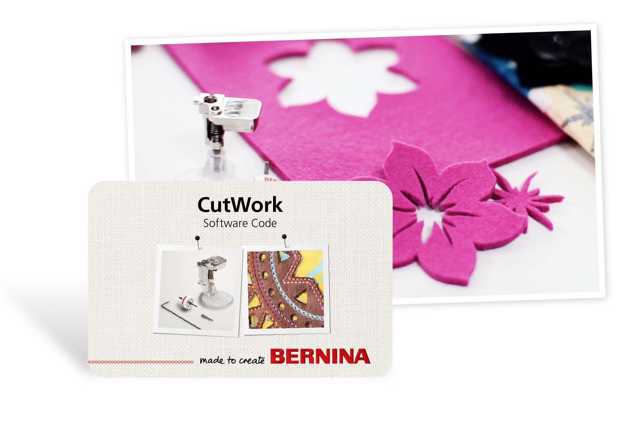 BERNINA CutWork: Creative Design Software