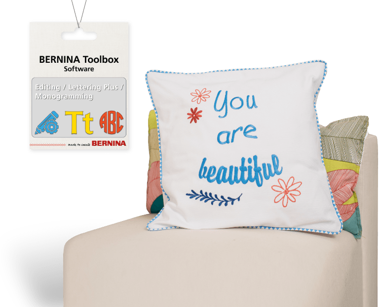Bernina Toolbox Bundle Software