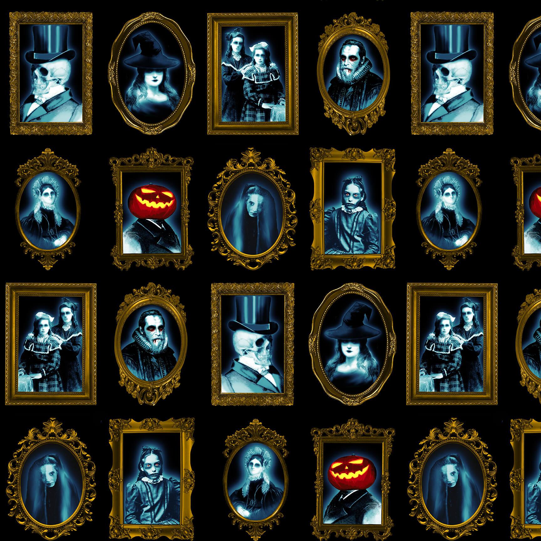 Thriller Night 1011G-99 Portraits
