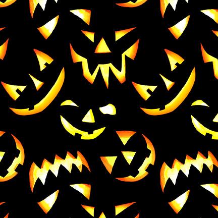Thriller Night 1012G-99 Jack-o-lanterns