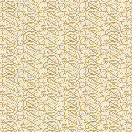 Yuletide Botanica Scroll Ivory