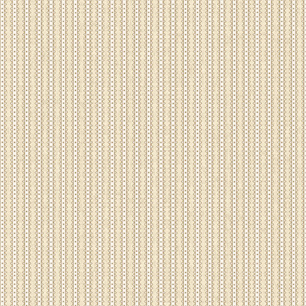 Barn Dance Stripe Ivory
