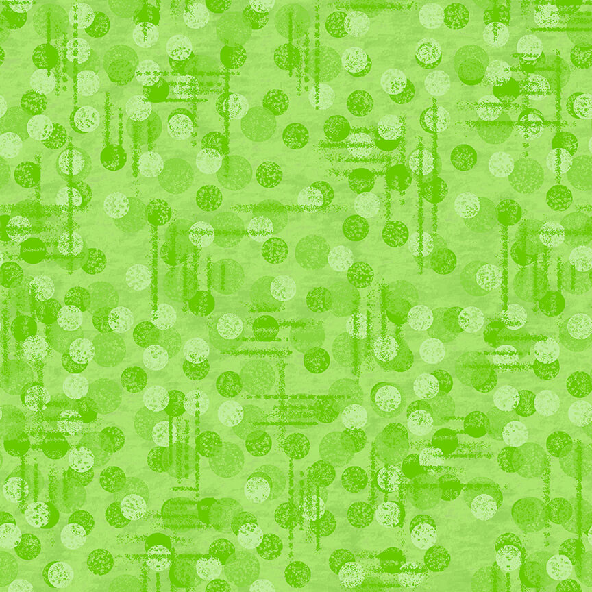 Jot Dot 108 - 1230-60 Light Green Wide Back - by Blank Quilting