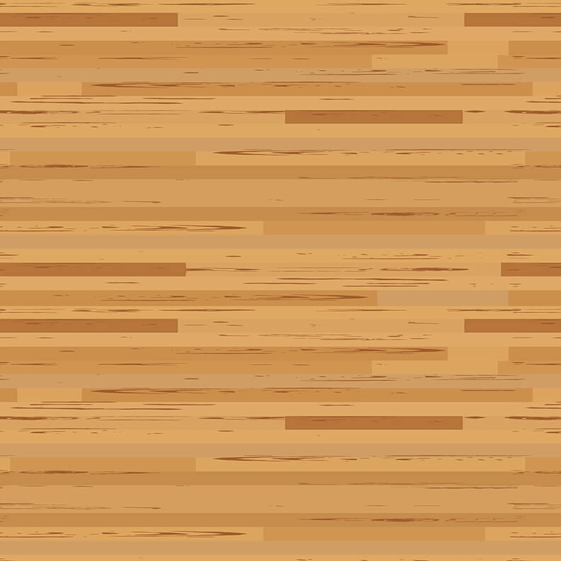 Love of the Game Tan Basketball Court Wood Texture