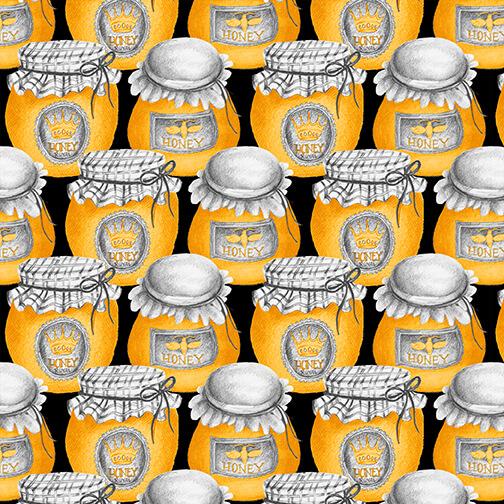 SHOWMETHEHON-B-1343-44 Honey Jars