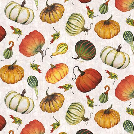 FALLDELIGHT-Mini Tossed Pumpkins B-1529-41