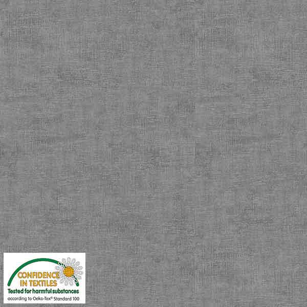 Fabric-Blank Melange Med Charcoal