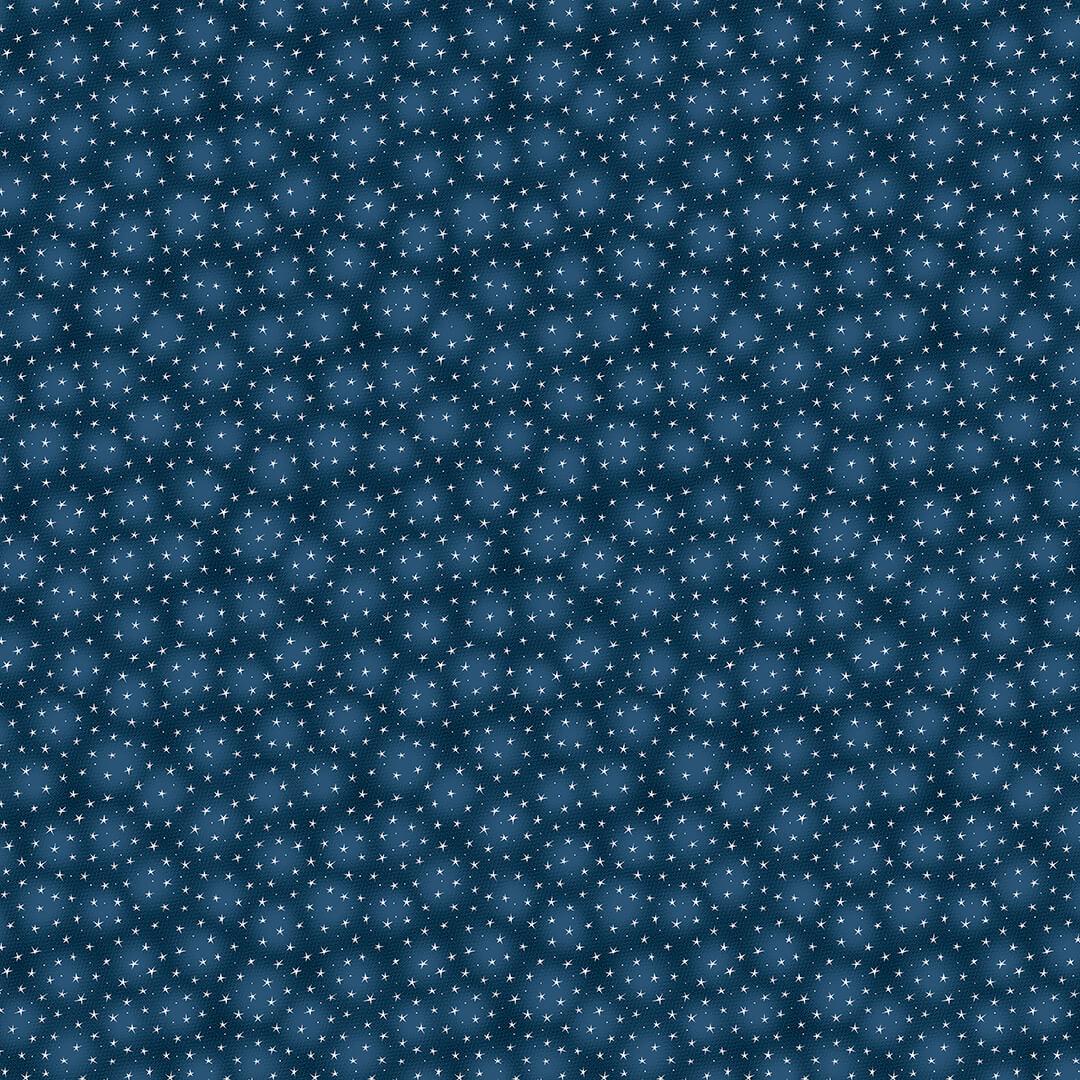 Starlet -- 6383 Small Stars/Cobalt