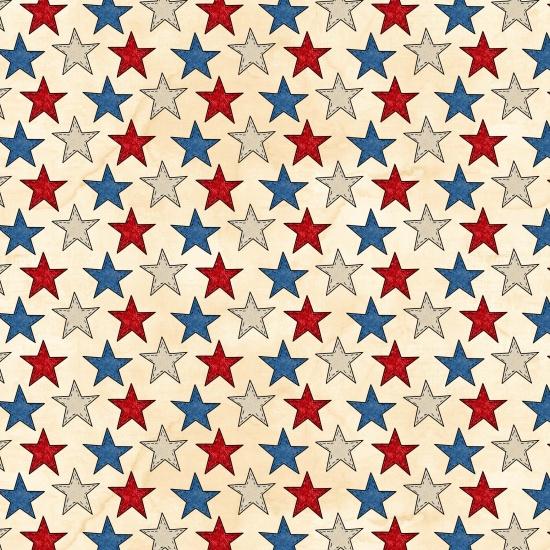 American Honor Ivory Stars (W10668)