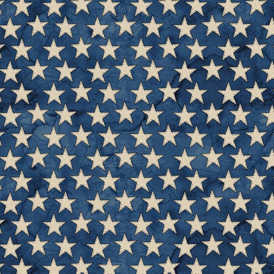 American Honor - Stars On Blue