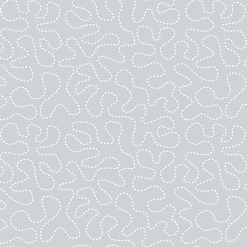 Mayfair 108 grey paisley