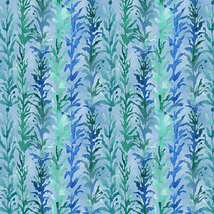 Sea Glass Seaweed
