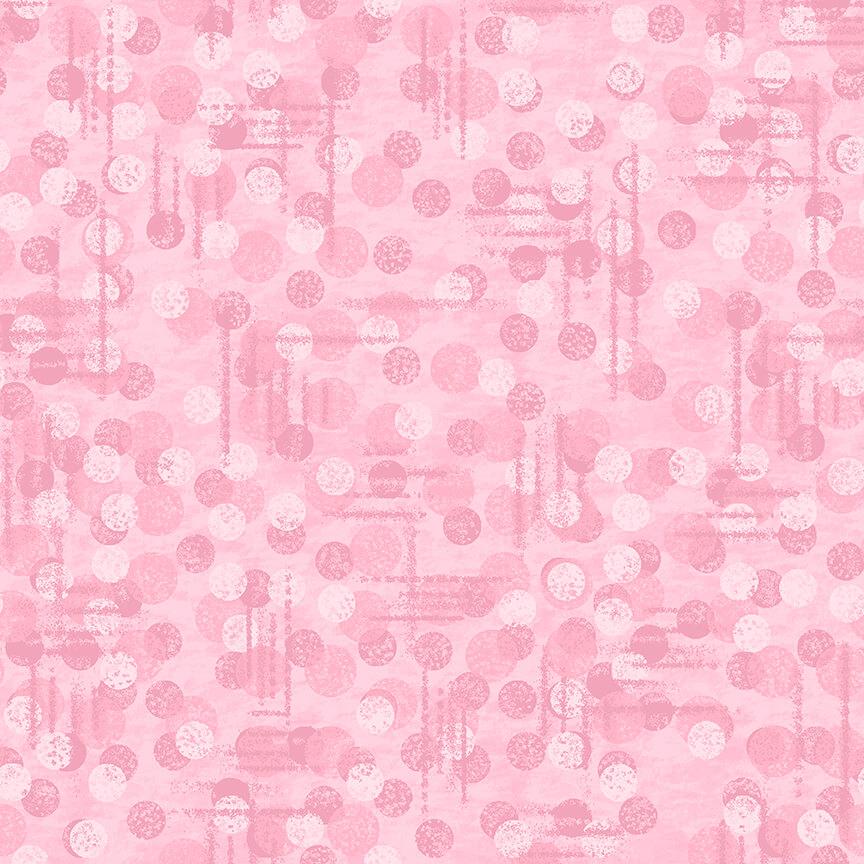 Blank Quilting - JotDot - Lt. Pink