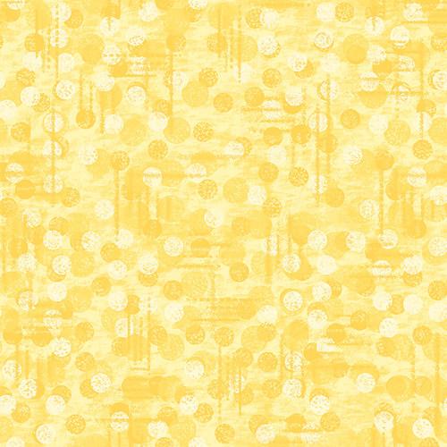 Blank Quilting - JotDot - Yellow