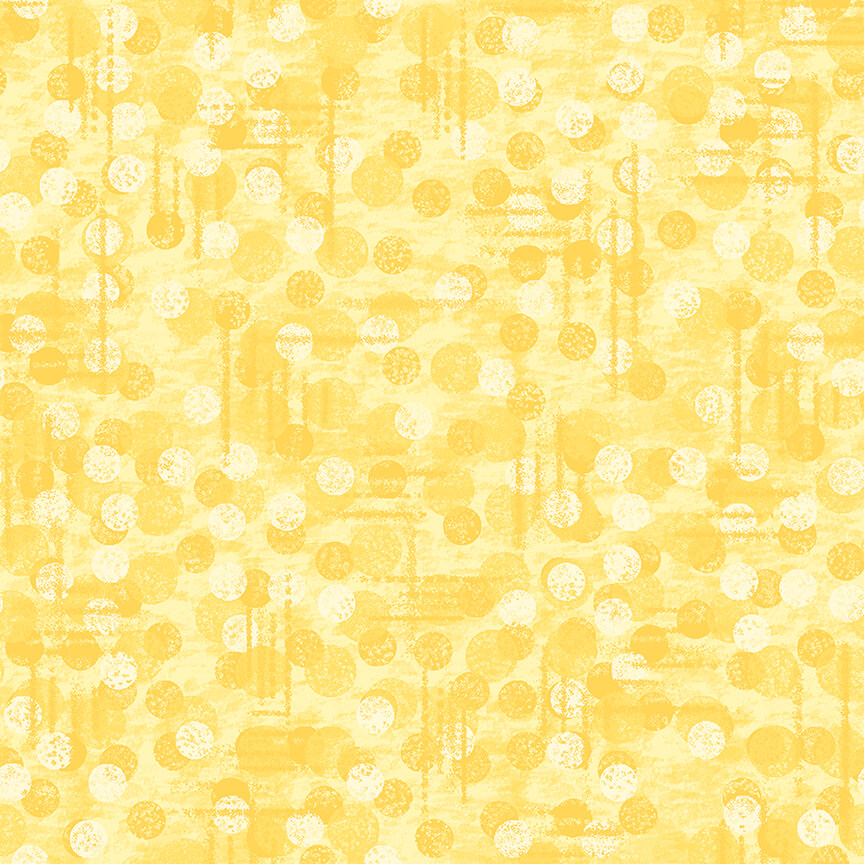 9570-44 Yellow jotdot