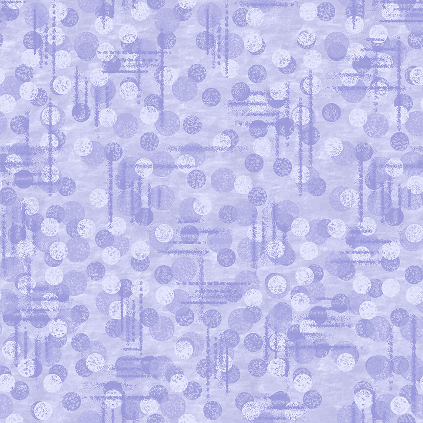 JOTDOT-9570-50 Light Purple; Dots